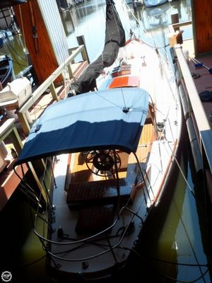 Used Herve Boatyard 42 French Sloop Racer Sloop Sailboat For Sale