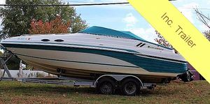 Used Celebrity 240 Status CC Cruiser Boat For Sale