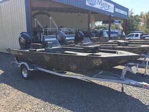New Lowe Boats Roughneck 1756 SC Jon Boat For Sale