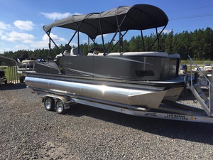 New Avalon LSZ Rear Lounger 24' Pontoon Boat For Sale