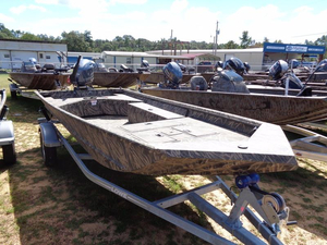 New Lowe Boats Roughneck 16DT Jon Boat For Sale