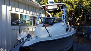 Used Trophy 2052 Pro Walkaround Fishing Boat For Sale