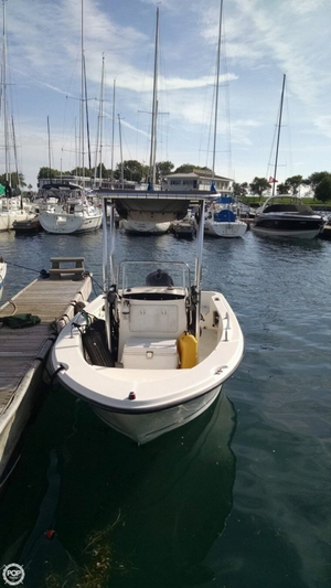 Used Trophy 1703 Center Console Fishing Boat For Sale