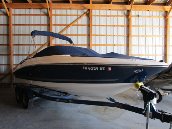 Used Sea Ray 210 SLX Bowrider Boat For Sale