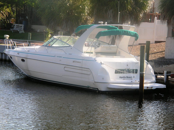 Used Cruisers Yachts 3570 Cruiser Boat For Sale