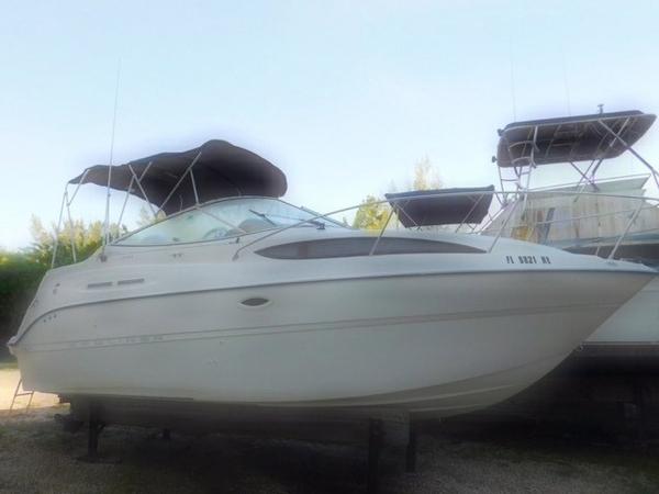 Used Bayliner Ciera 2455 Cruiser Boat For Sale