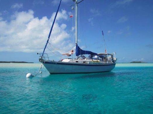 Used Aloha Yachts 10.4 Sloop Cruiser Sailboat For Sale