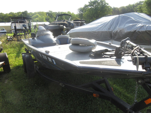 Used G3 165 EAGLE Aluminum Fishing Boat For Sale