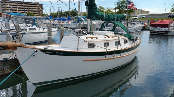 Used Pacific Seacraft DANA 24 Sloop Sailboat For Sale