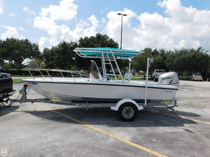 Used Sea Ray 19 Center Console Fishing Boat For Sale