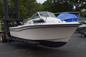 Used Gradywhite 208 Adventure Saltwater Fishing Boat For Sale