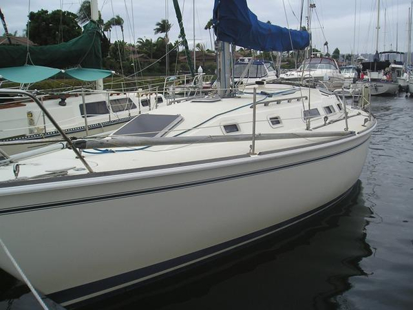 Used Pearson 33 Sloop Sailboat For Sale