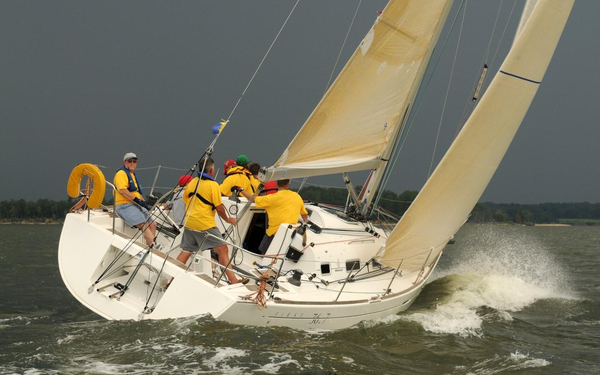 Used Beneteau First 367 Sloop Sailboat For Sale
