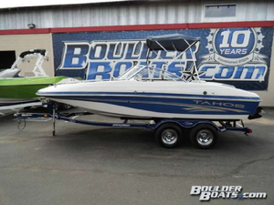 Used Tahoe Boats 204 Deck Boat For Sale