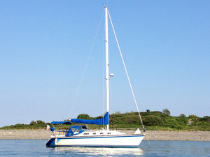 Used Laguna Cruiser Sailboat For Sale