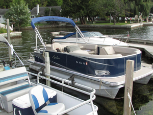 Used Avalon LSN 2085 Other Boat For Sale