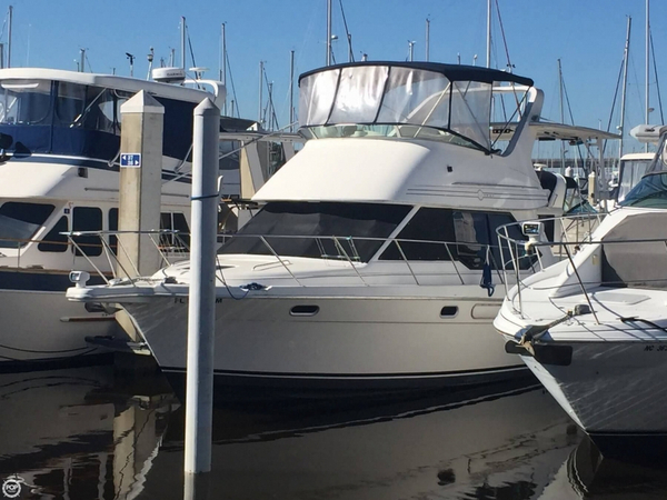 Used Bayliner 3587 Aft Cabin Boat For Sale