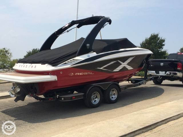 Used Regal 2300 RX Bowrider Boat For Sale