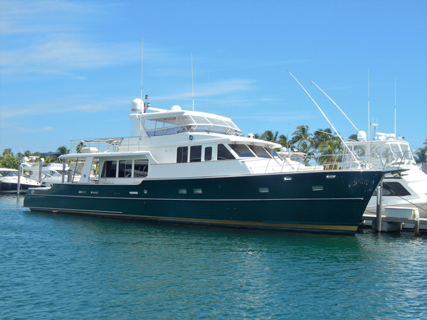 Used Grand Banks ALEUTIAN Motor Yacht For Sale