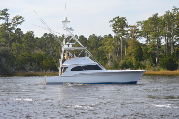 Used Buddy Davis Sportfisherman Sports Fishing Boat For Sale