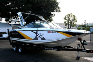 Used Mastercraft X25 Bowrider Boat For Sale