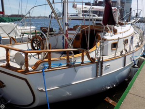 Used Island Trader 38 Ketch Sailboat For Sale