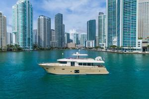 Used Apreamare Maestro 82 Flybridge Motor Yacht For Sale