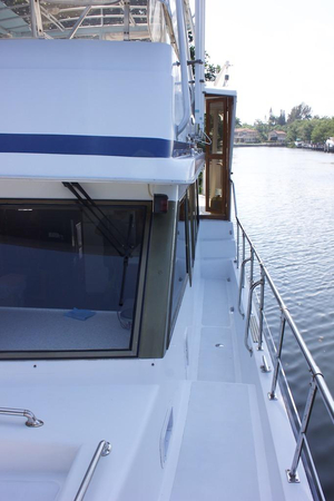 Used Jefferson Sundeck Pilothouse Boat For Sale