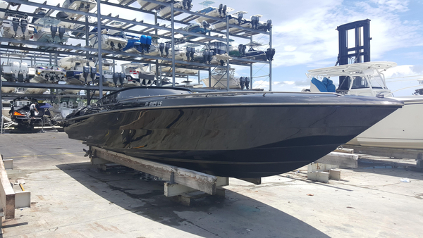 Used Wellcraft Scarab 33 AVS High Performance Boat For Sale