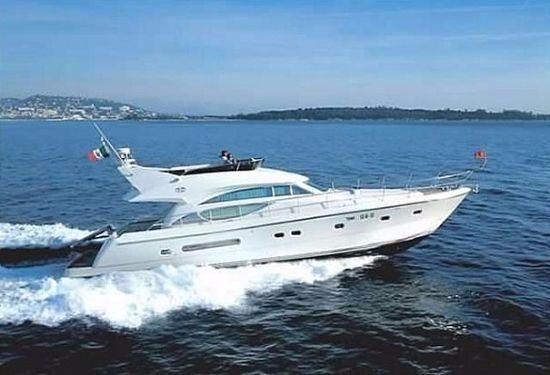 Used Vz Cranchi Azimut Motor Yacht For Sale