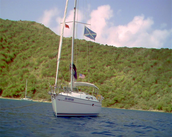 Used Jeanneau Sun Odyssey 37 Cruiser Sailboat For Sale