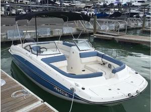 Used Bayliner 210 Deck Boat Bowrider Boat For Sale