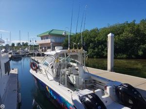 Used Glacier Bay Island Runner 2670 Power Catamaran Boat For Sale