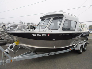 Used Hewescraft 220 Ocean Pro HT Cuddy Cabin Boat For Sale