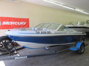 Used Invader 16' Bowrider Boat For Sale