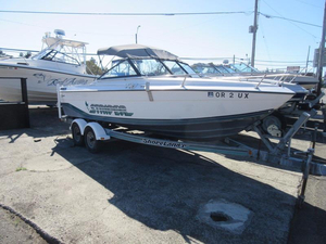 Used Seaswirl 202 Striper Runabout Boat For Sale