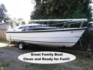 Used Macgregor 26M Daysailer Sailboat For Sale