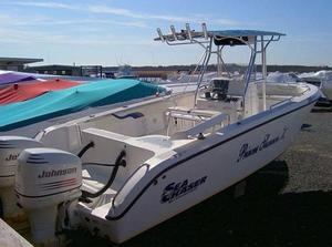Used Sea Chaser 2600 CC Center Console Fishing Boat For Sale