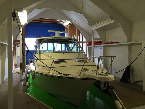 Used Grady White 360 Sportfish Sports Fishing Boat For Sale