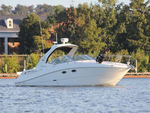 Used Sea Ray 290 Sundancer Cruiser Boat For Sale