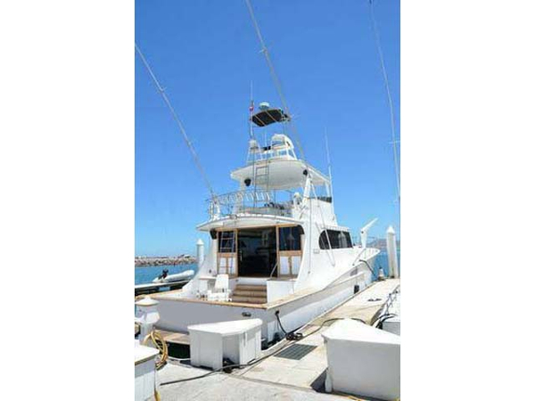 Used Bertram Sport Fishing Motor Yacht Sports Fishing Boat For Sale