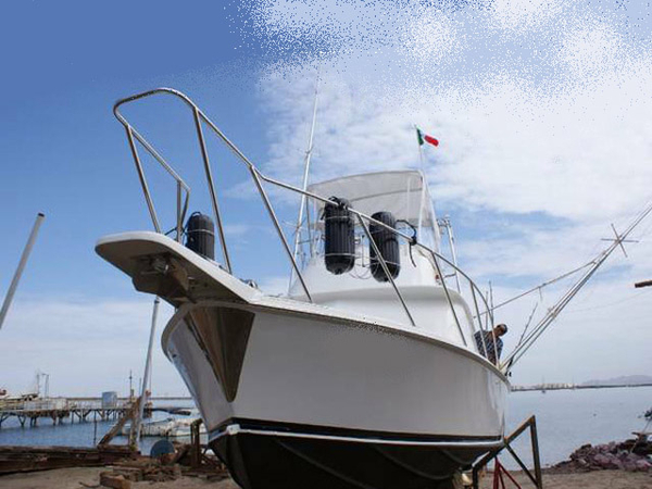 Used Bertram Custom Abaroa Sport Fisherman Flybridge Boat For Sale
