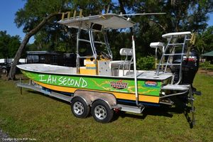 Used Dream Intruder 21-Flats World Record Holder Flats Fishing Boat For Sale