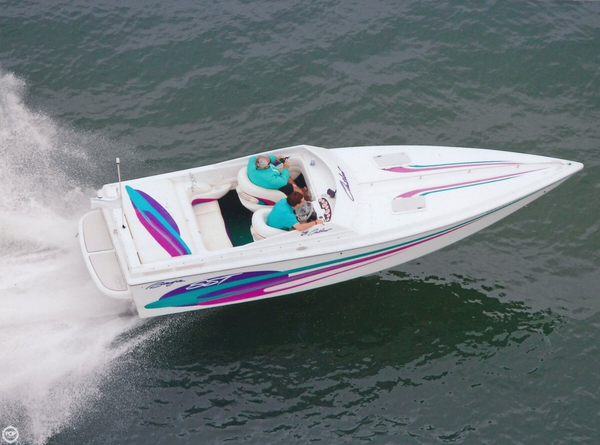 Used Baja 24 Outlaw SST High Performance Boat For Sale