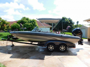 Used Ranger Boats 211 VS Reata Bass Boat For Sale