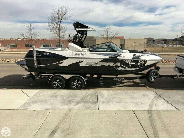 Used Supra SC350 Ski and Wakeboard Boat For Sale