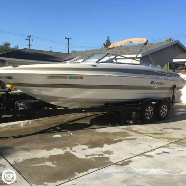 Used Larson LXI 248 BR Bowrider Boat For Sale
