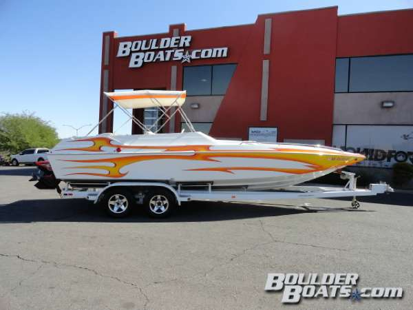 Used Warlock 25 World Class Other Boat For Sale