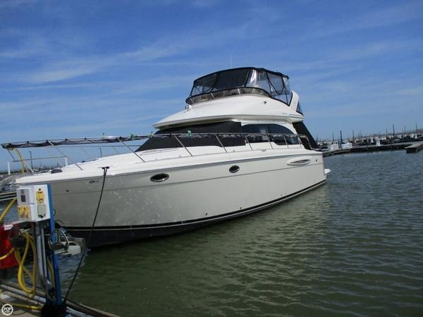 Used Meridian 411 Sedan Cruiser Boat For Sale