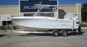 New Robalo 247 Dual Console Dual Console Boat For Sale
